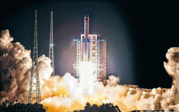 La Chine lance avec succès sa première fusée commerciale