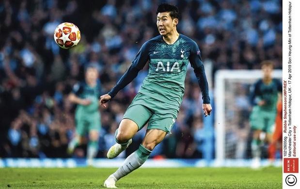Son Heung-min: le lapin Duracell de Tottenham
