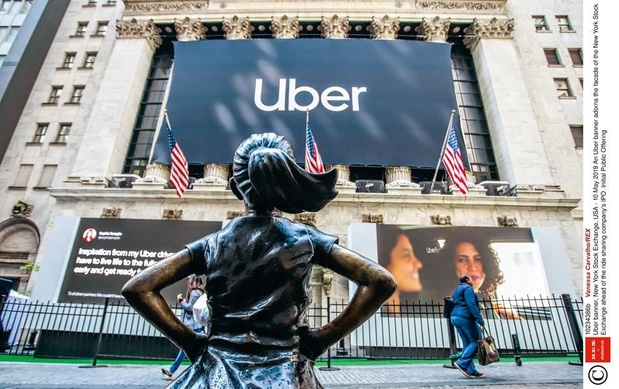 """Les fables d'Uber: """"Storytelling ou bullshit""""?"""