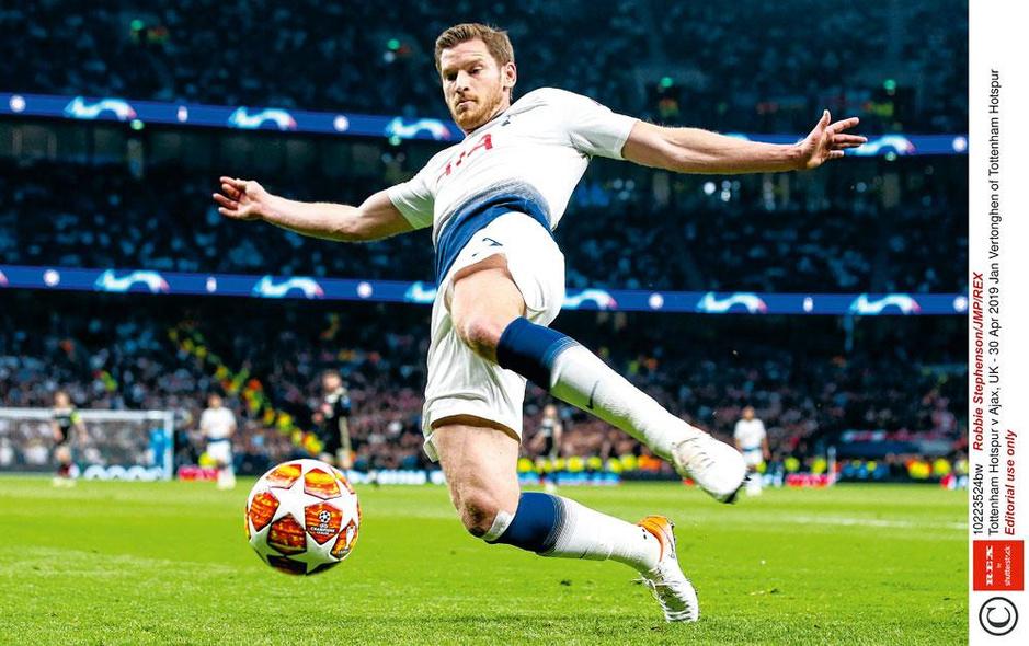 Jan Vertonghen: 'Hadden we de finale niet gehaald dan zat ik nu in China'