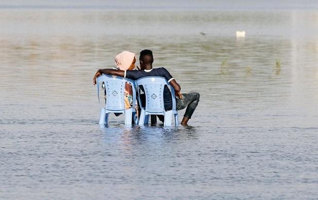 Inmiddels in Khartoem