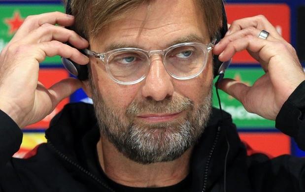 """Pour Klopp, le défi c'est """"aussi empêcher Barcelone de marquer"""""""
