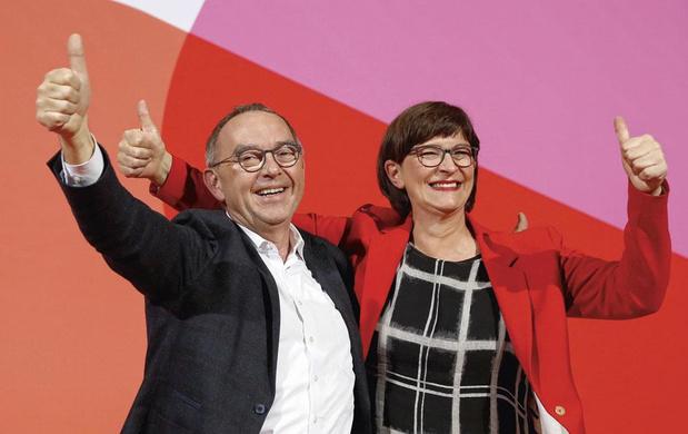 Einde regering-Merkel?