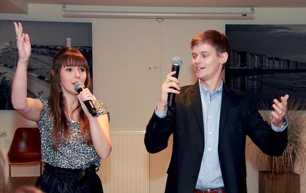 Muzikaal duo Kevin & Romina nodigen fans uit op Herfsthappening én Artiestendag