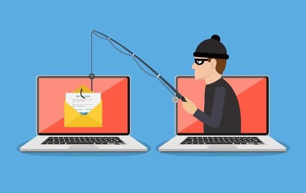 Merk Facebook voert de phishing top tien aan