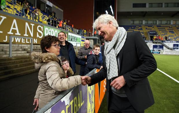 Marc Brys blijft loyaal aan STVV