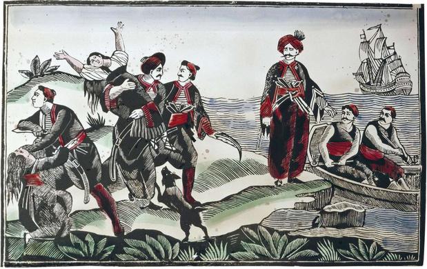 Piraten van de sultan
