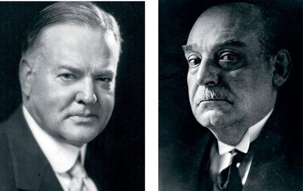 1918 : le faux élan humanitaire américain