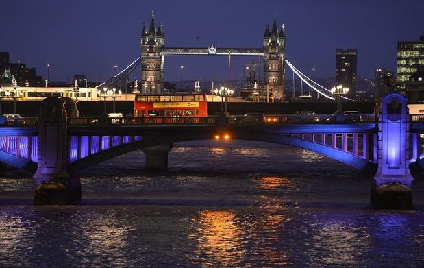 Britse economie groeit derde maand op rij