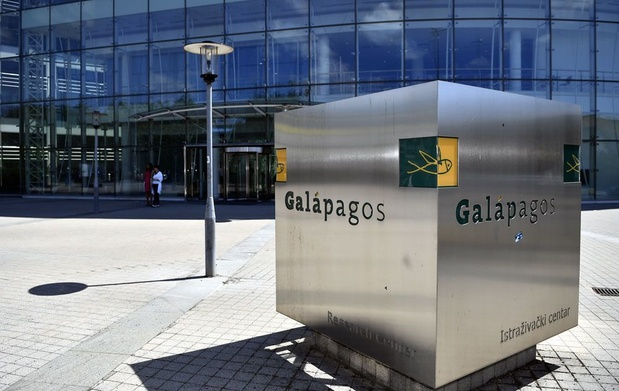 Nieuwe dreun voor Galapagos (video)