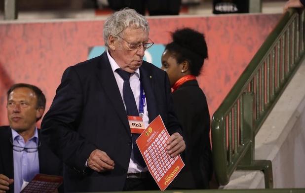 Wie wordt de nieuwe voorzitter van de Belgische voetbalbond?