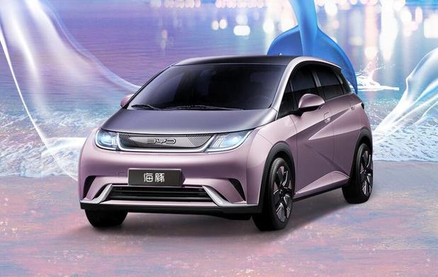 BYD EA1, une compacte électrique chinoise contre les ID.3 et Spring