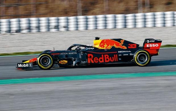 F1: Verstappen wint opnieuw in Oostenrijk en ligt nu 32 punten voor op Hamilton