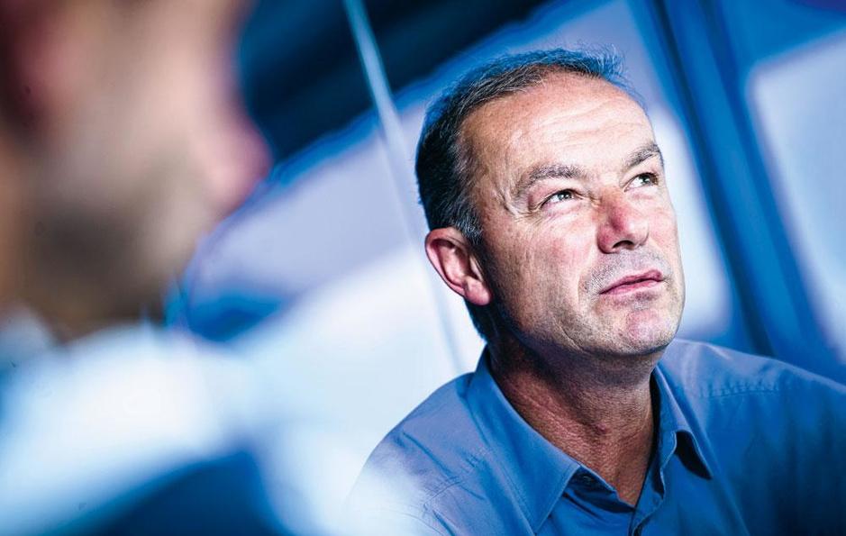 Jean Kindermans wint aan belang bij RSC Anderlecht: de juiste man op de juiste plaats