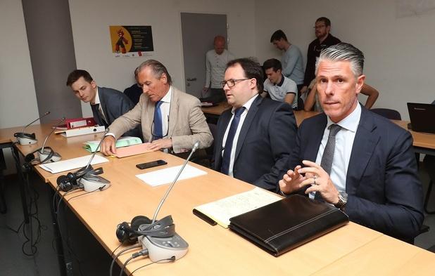 Standard - Anderlecht arrêté: le RSCA accepte les sanctions, sauf le huis clos