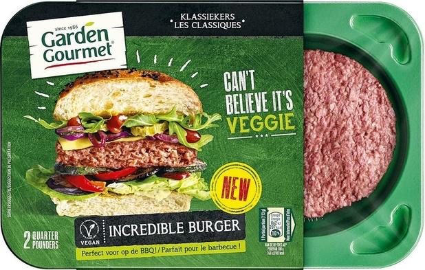 La guerre des burgers qui ressemblent à la viande