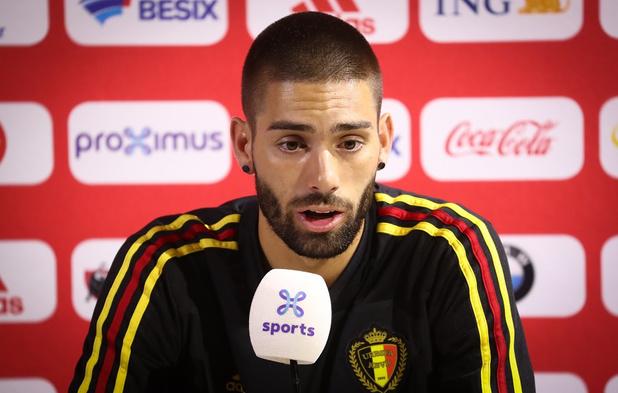 """Yannick Carrasco espère rentrer en Europe: """"Un club me veut"""""""