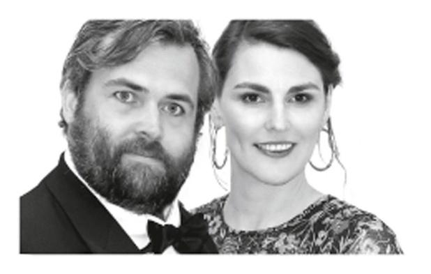 Sanne Nuyens en Bert Van Dael - Scenarioschrijvers De twaalf