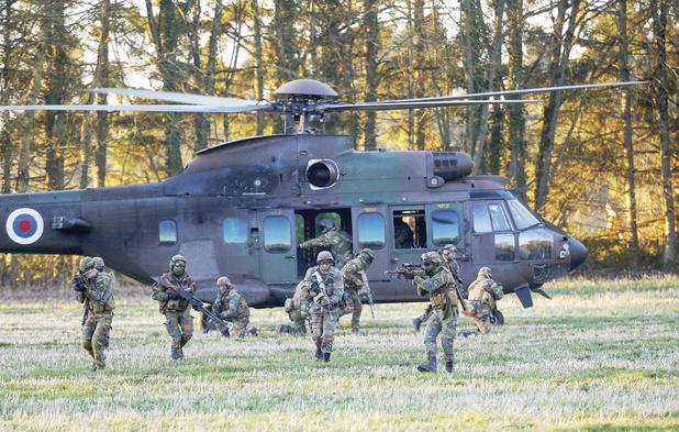 Defensie slaat alarm: 'België wordt al lang niet meer ernstig genomen'