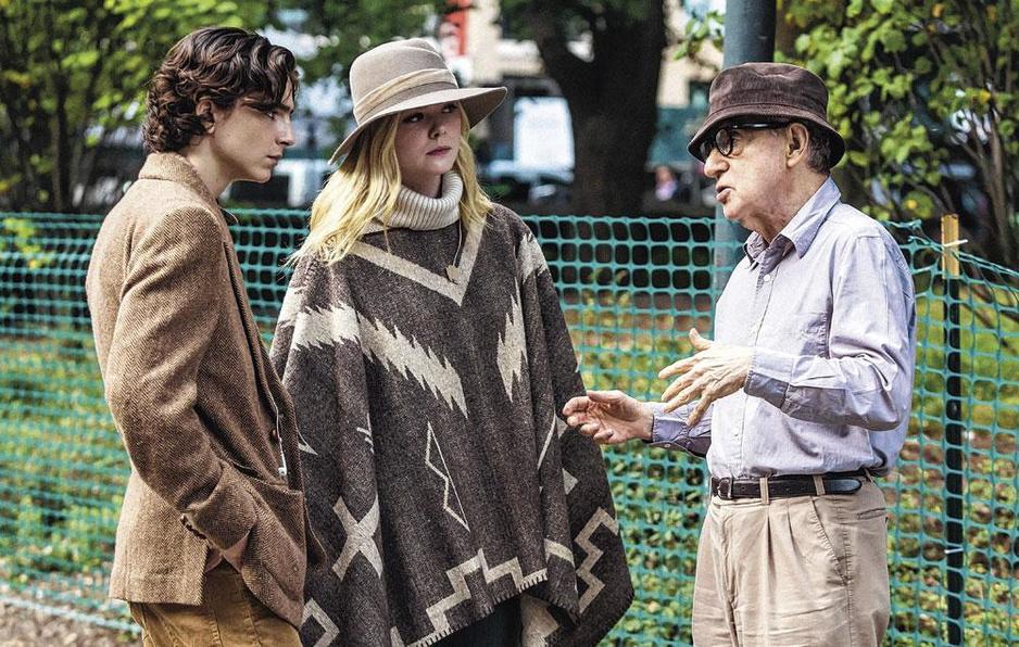 Woody Allen contre vents et marées