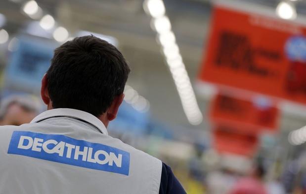 Décathlon voit ses ventes mondiales croître de 9% à plus de 12 milliards d'euros