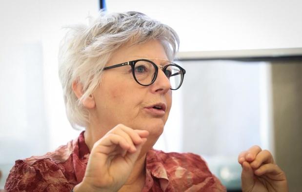 """Muriel Gerkens (Ecolo) : """"Il faut recréer une hiérarchie dans l'organisation des soins """""""