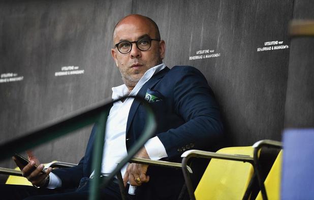 Udi Shochatovitch, le président israélien de Lommel qui coûte sa licence au club limbourgeois