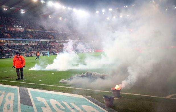 """Clasico arrêté: le Standard plaide pour une décision rapide """"dans l'intérêt de la compétition"""""""