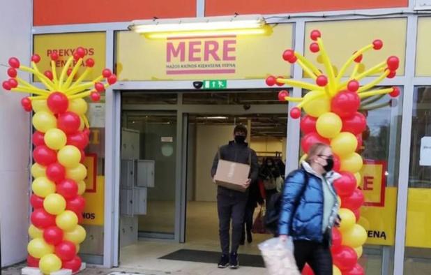 Russische discountketen 'Mere' komt naar België