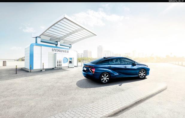 """Toyota: """"Nous conservons toutes les options ouvertes"""""""