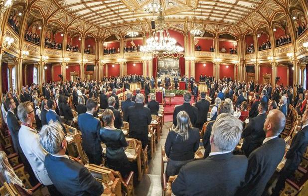 Le Parlement norvégien victime d'une cyber-attaque