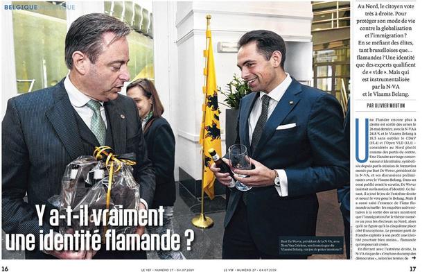""""""" La Belgique tolérante... """" (suite et fin)"""