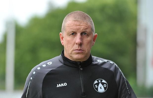 Coach Jeffry Verhoeven verlaat na dit seizoen KSK Oostnieuwkerke