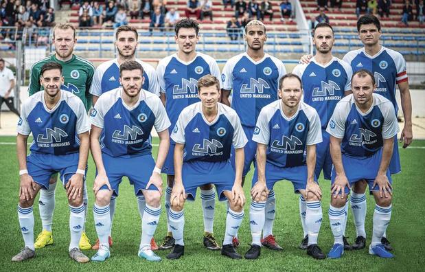 L'Avant-garde de Caen, la première équipe coachée par ses supporters