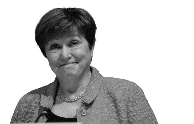 Kristalina Georgieva, IMF-chef