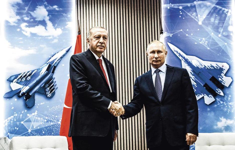 Inval in Syrië: wat willen Turkije, Iran en Rusland?