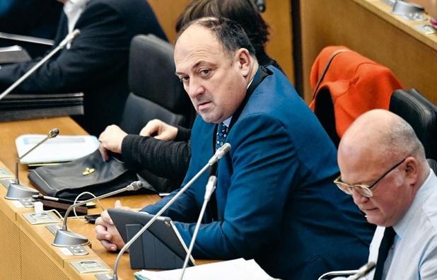 """Formation wallonne: PS, Ecolo et MR ont repris leurs """"discussions exploratoires"""" dans la discrétion"""