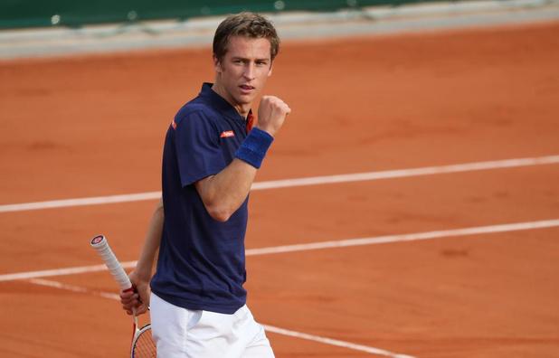 Kimmer Coppejans treft Korda in eerste voorronde US Open