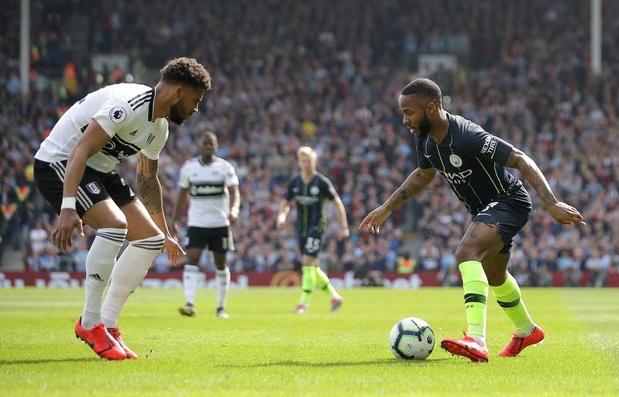 Manchester City rekent sterk op Raheem Sterling voor de eindsprint