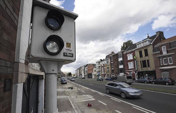 Bruxelles va étoffer son réseau de 60 radars supplémentaires