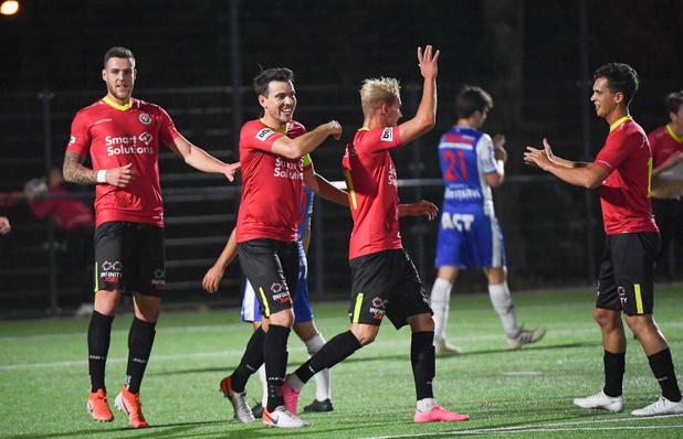 Mandel United verslaat Gullegem in derby met 3-1
