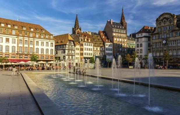 Un léger tremblement de terre ressenti à Strasbourg