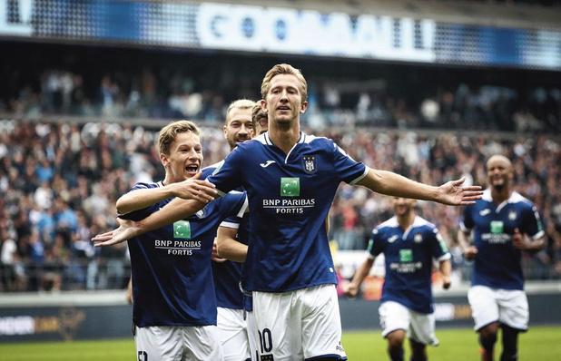 Anderlecht s'impose 0-3 à Waasland-Beveren, Vlap signe un doublé