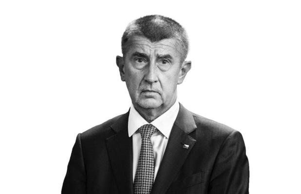 Andrej Babis - Belaagde premier
