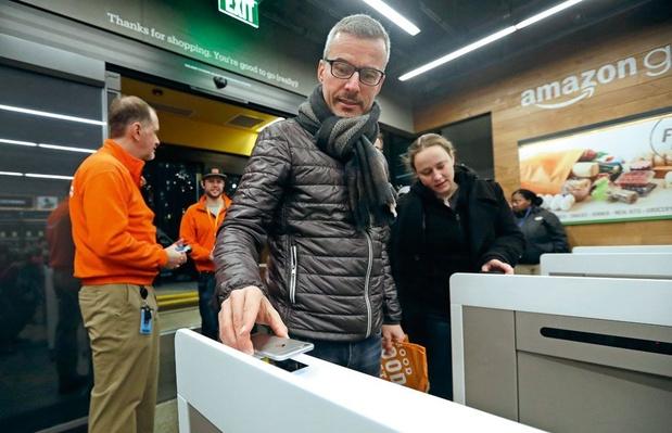 Amazon veut ouvrir plusieurs grands magasins aux Etats-Unis