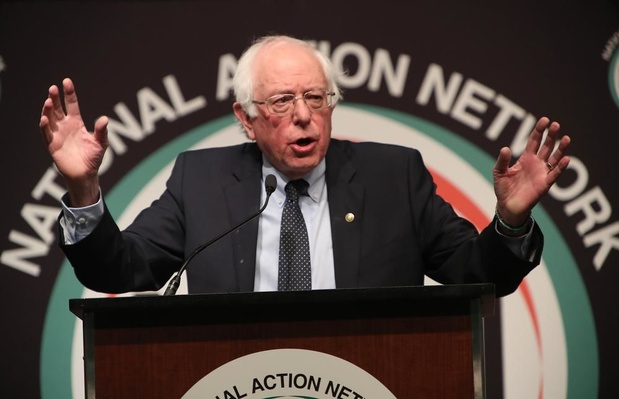 USA: le démocrate Bernie Sanders relance son projet d'un système de santé universel