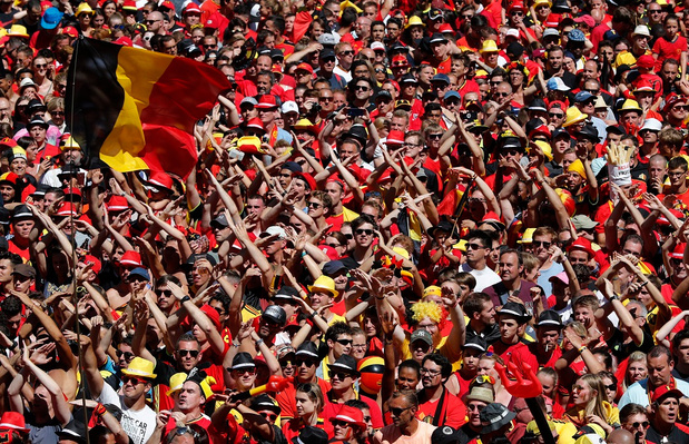 Entre 5.000 et 12.000 tickets par match pour les supporters belges à l'Euro 2020