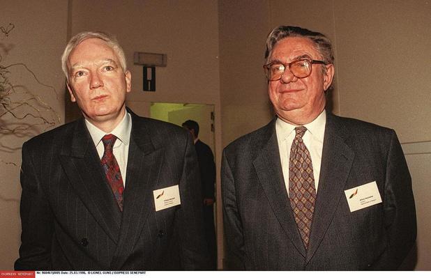 """29 août 1995 : Ainsi naquit (et mourut) le rêve d'une """"grande banque belge"""""""