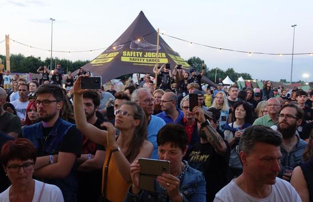 Kortrijk Drumt zet metalfestival Alcatraz in vuur en vlam