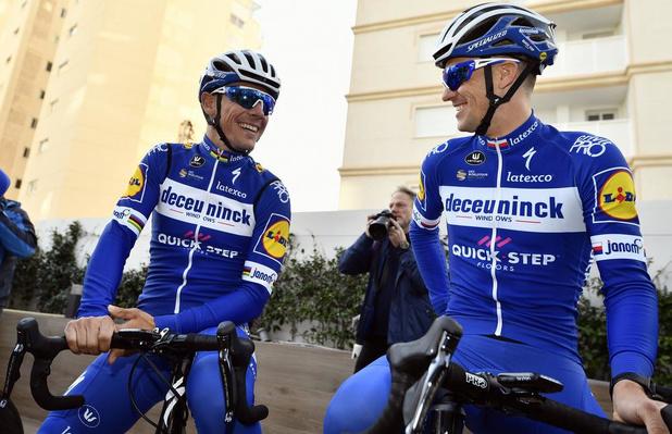 Deceuninck - Quick-Step trekt met Stybar en Gilbert naar de Vuelta